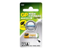 23A 1vnt GP Super baterija elementas