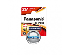 23A 1vnt Panasonic baterija elementas
