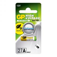 27A 1vnt GP Super baterija elementas
