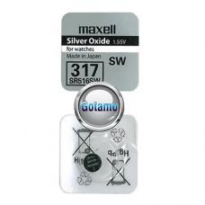 317 SR516SW 1vnt maxell baterija elementas Plungė | Klaipėda | Klaipėda