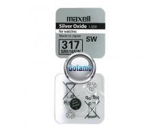 317 SR516SW 1vnt maxell baterija elementas