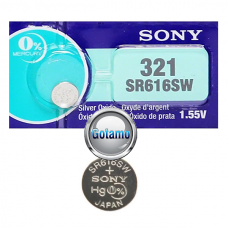 321 SR616SW 1vnt Sony baterija elementas Palanga | Palanga | Klaipėda