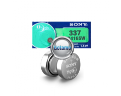 337 SR416SW 1vnt Sony baterija elementas