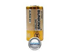 476A 4LR44 1vnt Sunking baterija elementas