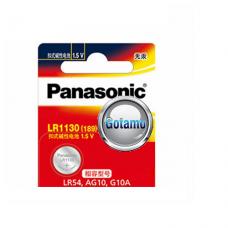 AG10 LR1130 1vnt Panasonic baterija elementas