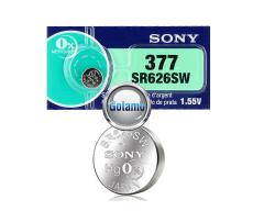 AG4 377 SR626SW 1vnt Sony baterija elementas