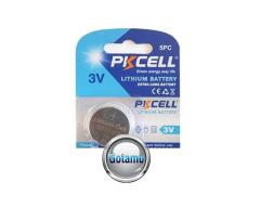 CR2320 1vnt Pkcell baterija elementas