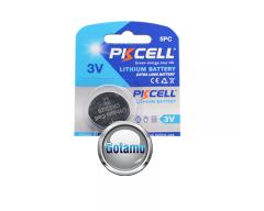 CR2325 1vnt Pkcell baterija elementas