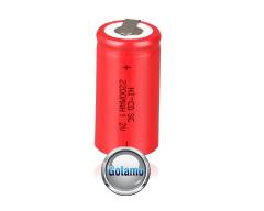 SUB C 1vnt Pkcell baterija elementas