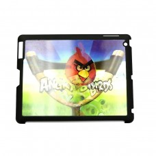 3D holograminis dėklas Apple iPad 2 3 4 planšetiniams kompiuteriams Angry Birds Šiauliai | Vilnius | Telšiai