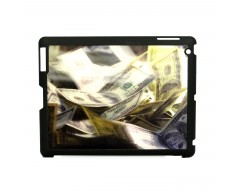 3D holograminis dėklas Apple iPad 2 3 4 planšetiniams kompiuteriams Dollars