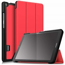 ASPEN dėklas Huawei MediaPad T3 7.0 planšetėms raudonos spalvos