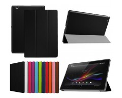 ASPEN dėklas Sony Xperia Z4 Tablet planšetėms juodos spalvos