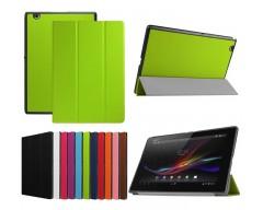 ASPEN dėklas Sony Xperia Z4 Tablet planšetėms salotinės spalvos