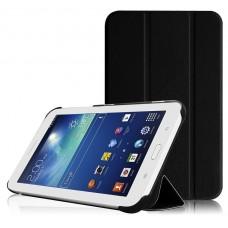 CELL dėklas Samsung Galaxy Tab 3 7.0 Lite planšetėms juodos spalvos