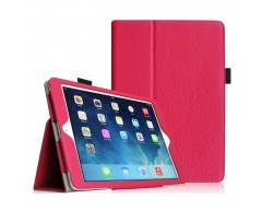 DENVER dėklas Apple iPad Air planšetėms tamsiai rožinės spalvos