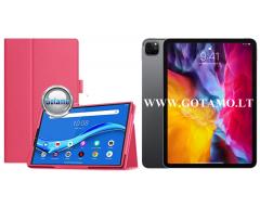 DENVER dėklas Apple iPad Pro 11 (2018) Apple iPad Pro 11 (2020) Apple iPad Pro 11 (2021) planšetėms tamsiai rožinės spalvos