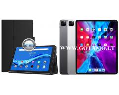 DENVER dėklas Apple iPad Pro 12.9 (2018) Apple iPad Pro 12.9 (2020) Apple iPad Pro 12.9 (2021) planšetėms juodos spalvos