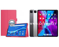 DENVER dėklas Apple iPad Pro 12.9 (2018) Apple iPad Pro 12.9 (2020) Apple iPad Pro 12.9 (2021) planšetėms tamsiai rožinės spalvos