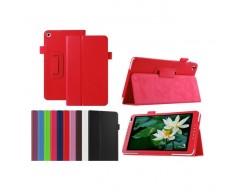 DENVER dėklas Huawei MediaPad M1 planšetėms raudonos spalvos