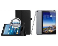 DENVER dėklas Huawei MediaPad T3 8.0 planšėtems juodos spalvos