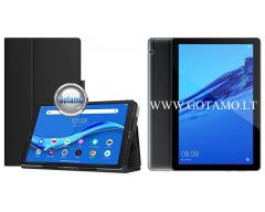 DENVER dėklas Huawei MediaPad T5 Huawei MediaPad M5 planšetėms juodos spalvos