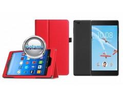 DENVER dėklas Lenovo Tab 4 7 WiFi planšetėms raudonos spalvos