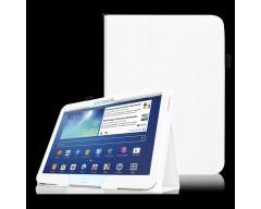 DENVER dėklas Samsung Galaxy Tab 3 10.1 planšetėms baltos spalvos