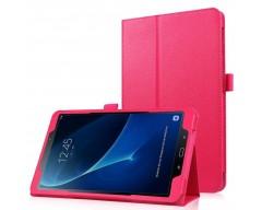 DENVER dėklas Samsung Galaxy Tab A 10.1 (2016) planšetėms tamsiai rožinės spalvos