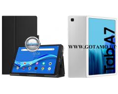 DENVER dėklas Samsung Galaxy Tab A7 10.4 (2020) planšetėms juodos spalvos