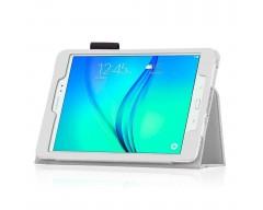 DENVER dėklas Samsung Galaxy Tab E 8.0 planšetėms baltos spalvos