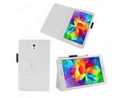 DENVER dėklas Samsung Galaxy Tab S 8.4 planšetėms baltos spalvos