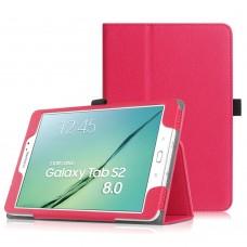 DENVER dėklas Samsung Galaxy Tab S2 8.0 planšetėms tamsiai rožinės spalvos