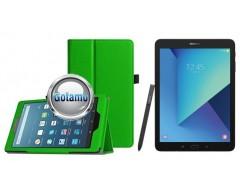 DENVER dėklas Samsung Galaxy Tab S3 9.7 planšėtems salotinės spalvos