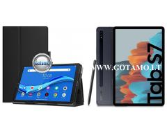 DENVER dėklas Samsung Galaxy Tab S7 planšetėms juodos spalvos