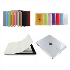 Di'stinct dėklas Apple iPad 2 3 4 planšetiniams kompiuteriams baltos spalvos