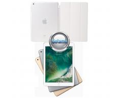 Di'stinct dėklas Apple iPad 9.7 (2017) planšetėms baltos spalvos