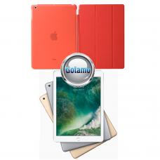 Di'stinct dėklas Apple iPad 9.7 (2017) planšetėms raudonos spalvos