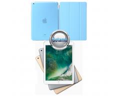 Di'stinct dėklas Apple iPad 9.7 (2017) planšetėms žydros spalvos