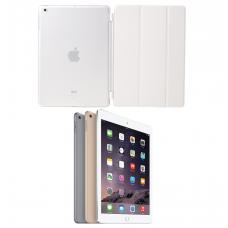 Di'stinct dėklas Apple iPad Air 2 planšetiniams kompiuteriams baltos spalvos