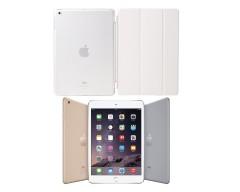 Di'stinct dėklas Apple iPad mini 1 2 3 planšetiniams kompiuteriams baltos spalvos