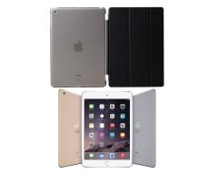 Di'stinct dėklas Apple iPad mini 1 2 3 planšetiniams kompiuteriams juodos spalvos