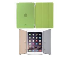 Di'stinct dėklas Apple iPad mini 1 2 3 planšetiniams kompiuteriams salotinės spalvos