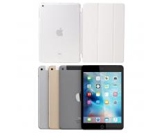 Di'stinct dėklas Apple iPad mini 4, Apple iPad mini 5 planšetiniams kompiuteriams baltos spalvos