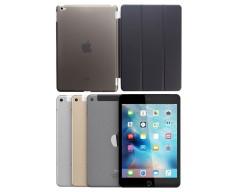 Di'stinct dėklas Apple iPad mini 4, Apple iPad mini 5 planšetiniams kompiuteriams juodos spalvos