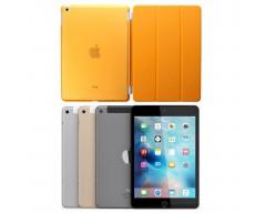 Di'stinct dėklas Apple iPad mini 4, Apple iPad mini 5 planšetiniams kompiuteriams oranžinės spalvos