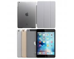 Di'stinct dėklas Apple iPad mini 4, Apple iPad mini 5 planšetiniams kompiuteriams pilkos spalvos