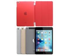 Di'stinct dėklas Apple iPad mini 4, Apple iPad mini 5 planšetiniams kompiuteriams raudonos spalvos