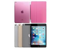 Di'stinct dėklas Apple iPad mini 4, Apple iPad mini 5 planšetiniams kompiuteriams rožinės spalvos