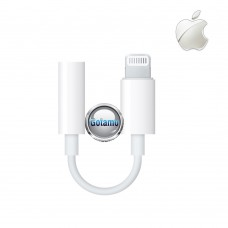 Originalus Apple MMX62ZM/A Lightning į 3.5 mm jungtį laidas adapteris